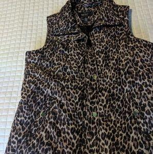 Style & Co Jacket Vest